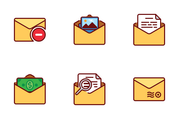 Envelope Icon Pack