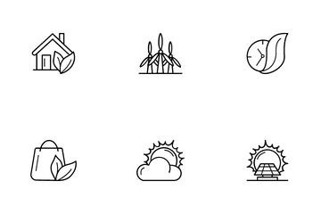 Environment Icon Pack