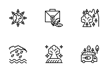 Environmental Icon Pack
