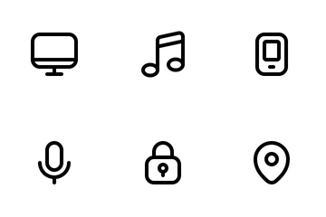 Essential Icon Pack