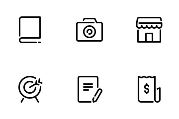 Essential Basic Vol. I Icon Pack