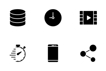 Essential Set 2 Icon Pack