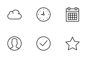 Essential Set Icon Pack
