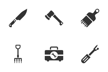 Essential Tools Icon Pack