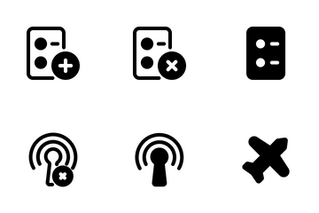 Essential User Interface Icon Pack