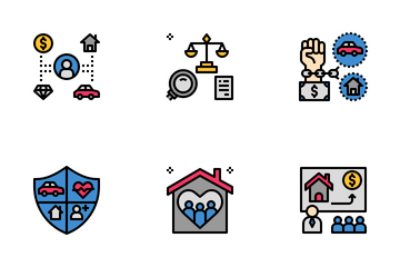Estate Planning Icon Pack