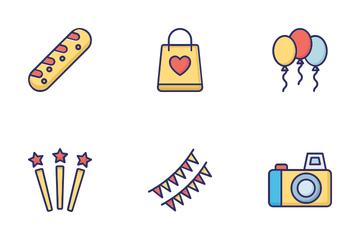 Event Celebration Icon Pack