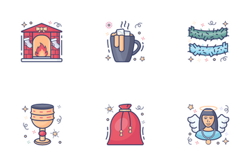 Events And Celebrations Icon Pack