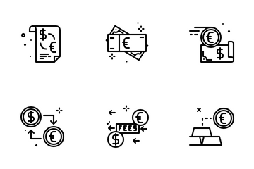 Exchange Icon Pack