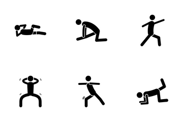 Exercise Icon Pack