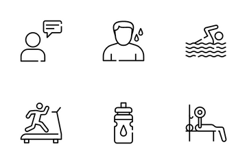 Exercise Vol 1 Icon Pack