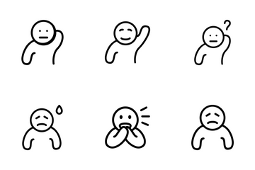Expressions Icon Pack