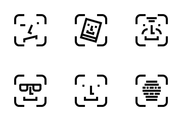Face Recolonization Icon Pack