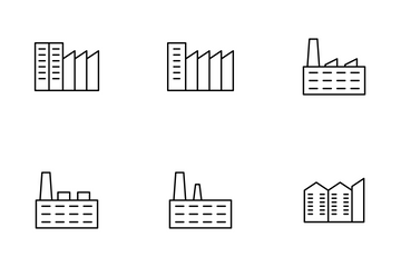 Factory Icon Pack