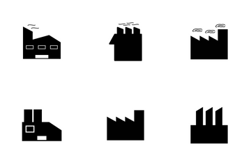 FACTORY GLYPH Icon Pack