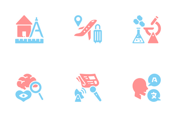 Faculty Icon Pack