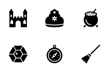 Fairy Tale Icon Pack