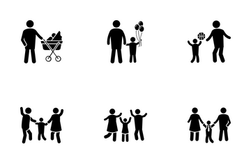 Families Icon Pack