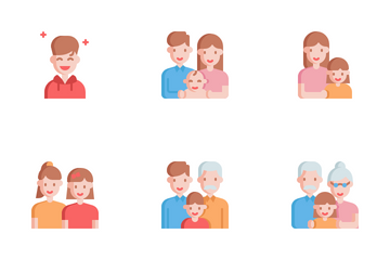 Family Icon Pack