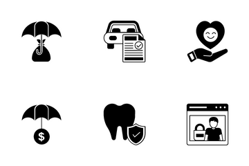 Family Protection Icon Pack