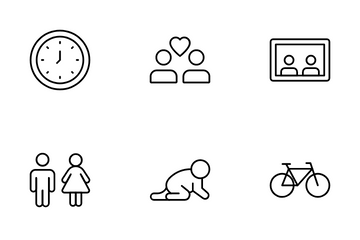 Family Vol 1 Icon Pack