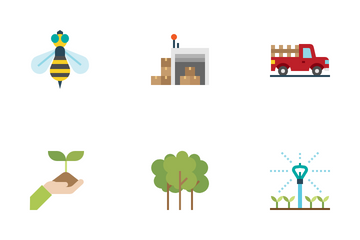 Farm And Garden Icon Pack