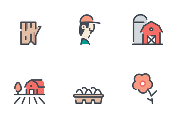 Farmer Icon Pack