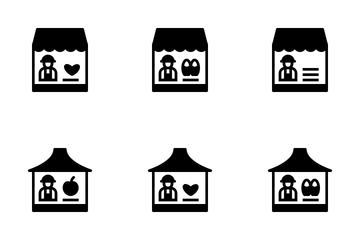 Farmer Market Icon Pack
