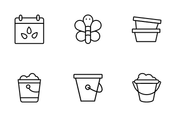 Farming And Gardening Vol 1 Icon Pack