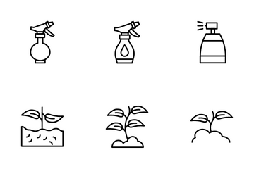 Farming And Gardening Vol 3 Icon Pack
