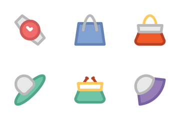 Fashion 1 Icon Pack