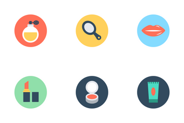 Fashion And Beauty 1 Icon Pack