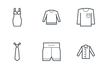 Fashion And Clothes 3 Icon Pack