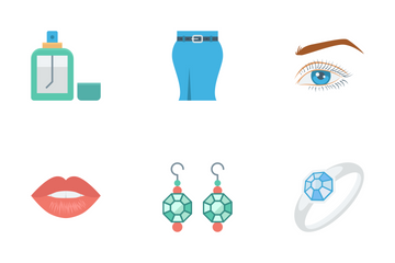 Fashion And Clothes Vol 1 Icon Pack
