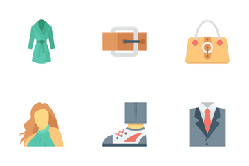 Fashion And Clothes Vol 2 Icon Pack