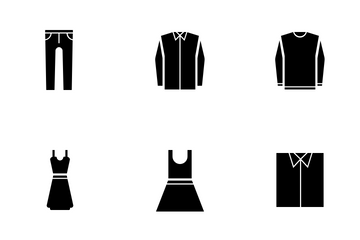 Fashion And Wear (Solid) Vol.1 Icon Pack