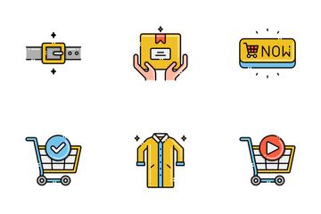 Fashion ECommerce Icon Pack