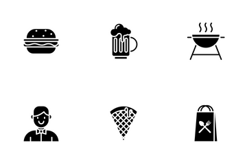Fast-food Icon Pack