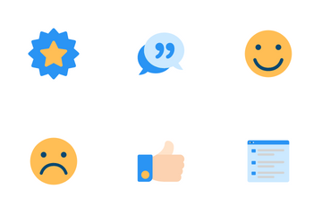 Feedback Icon Pack