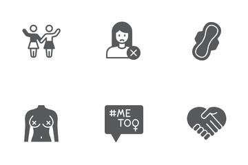 Feminism Icon Pack