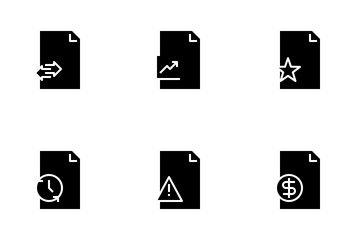 File And Document Icon Pack