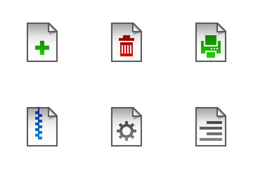 File & Document Icon Pack