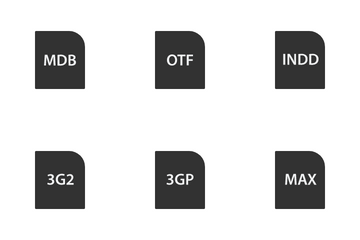File Extension V1 Icon Pack