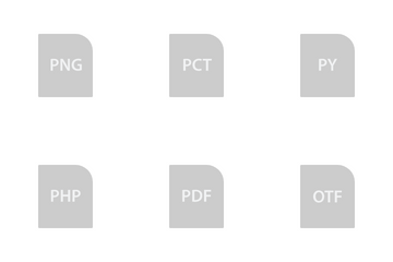 File Extension V2 Icon Pack