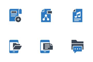 File & Folder Icon Pack