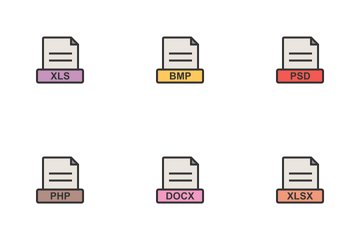 File Format Icon Pack