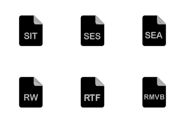 File Formats Icon Pack