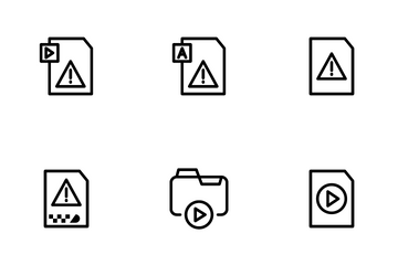 File Management Icon Pack