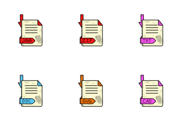 File Names Vol 1 Icon Pack