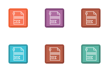 File Names Vol 2 Icon Pack